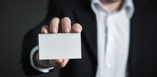 כרטיסי ביקור בעידן האון-ליין